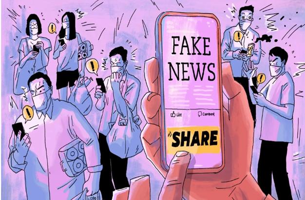 Fake news COVID-19/CORONAVIRUS